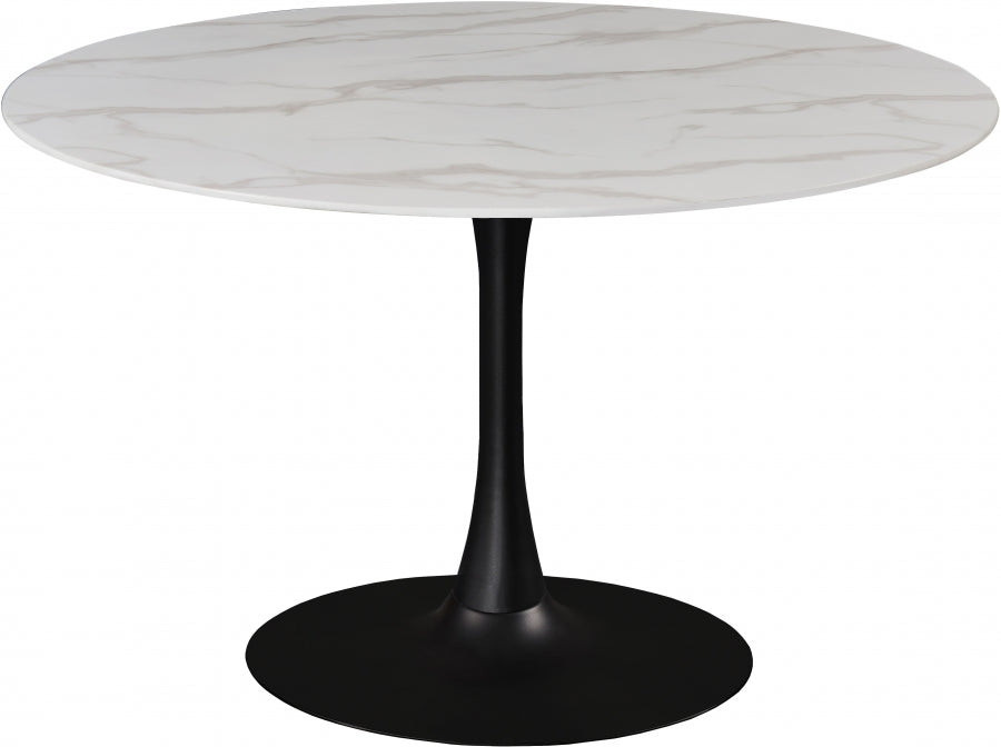 "Dahlia 48"" Round Dining Table in 4 Color Options"