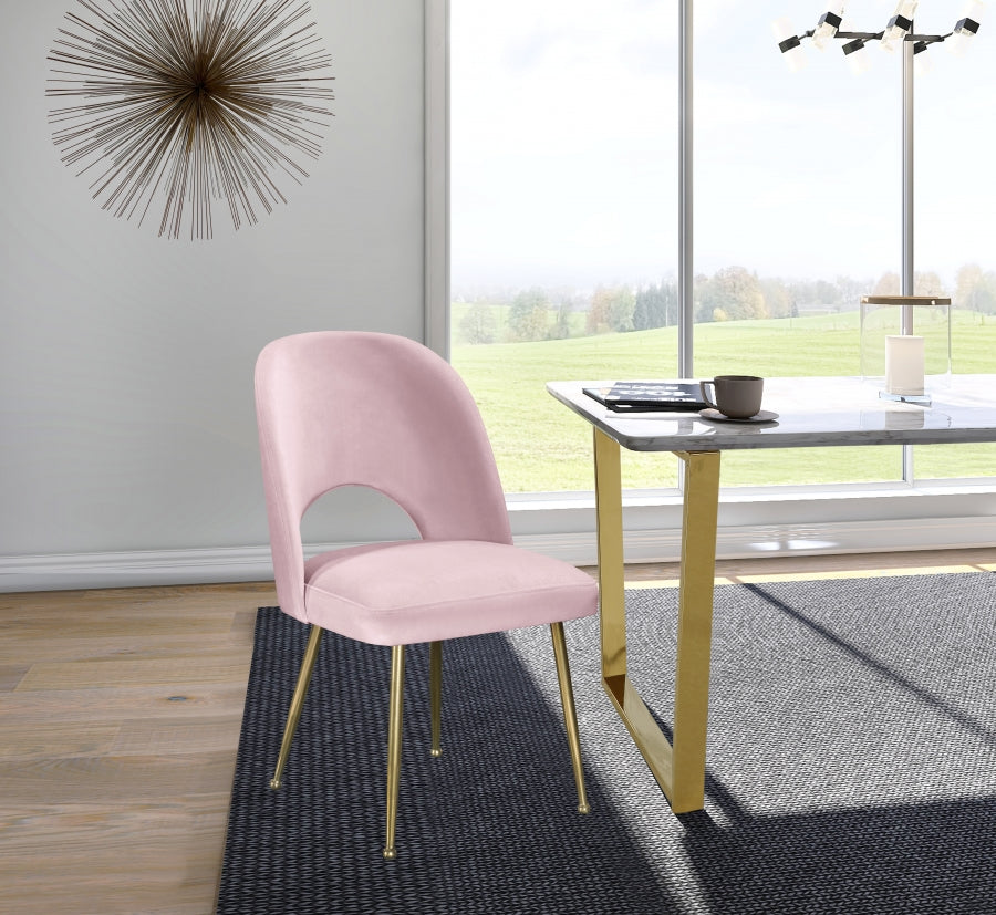Locke Velvet Dining Chair in 6 Color Options