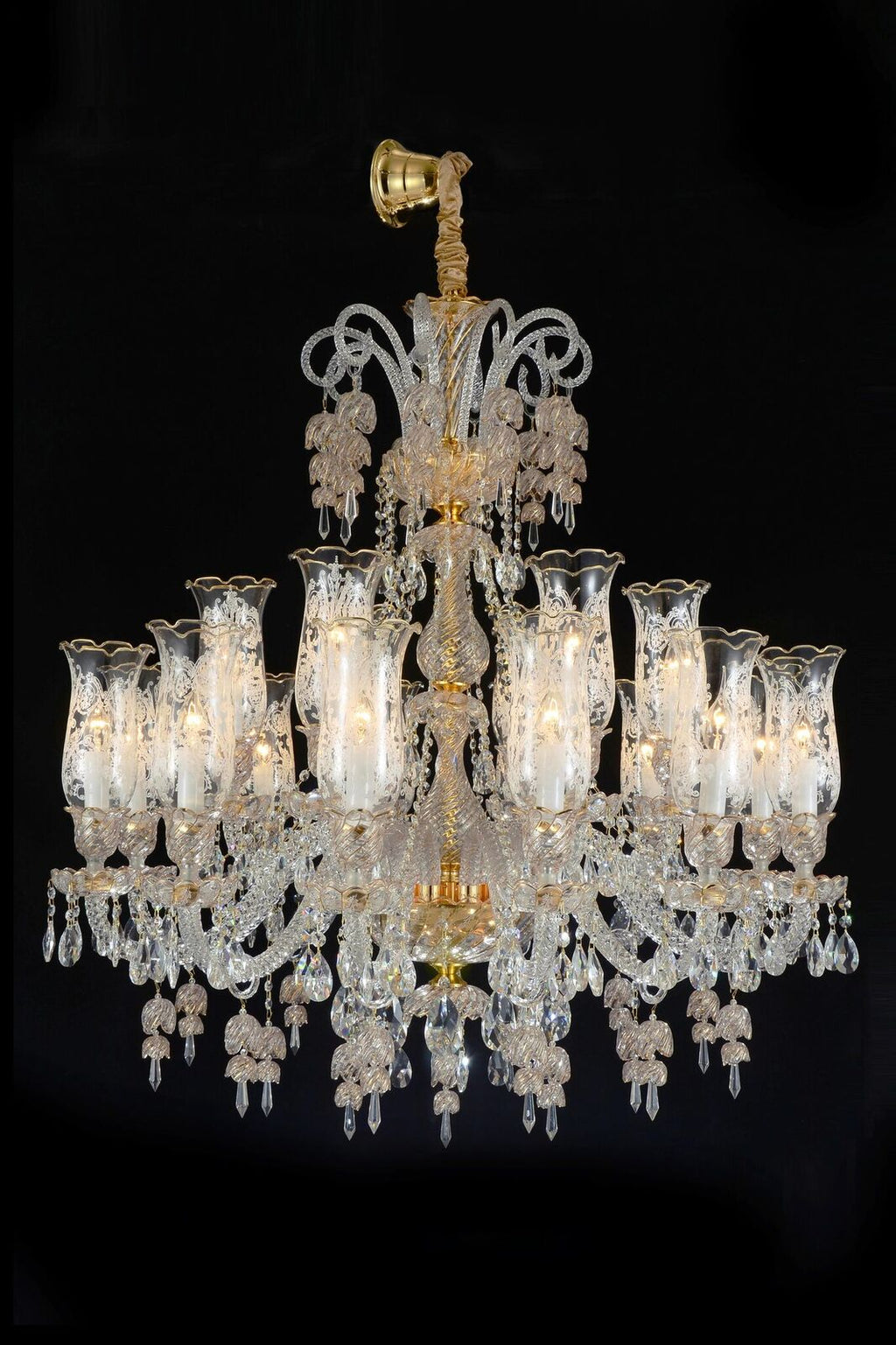 Garnier Chandelier in 2 Sizes