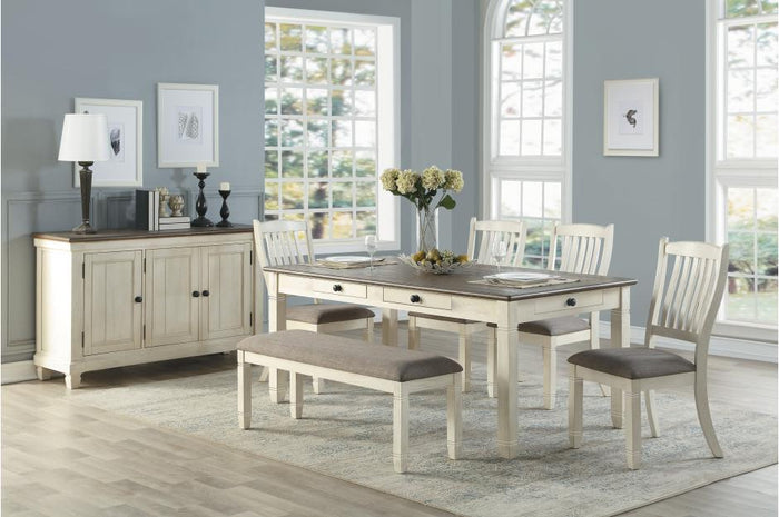 Grant Dining Room Collection with Optional Bench