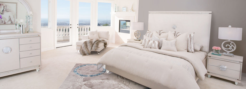 Glimmering Heights Bedroom Collection