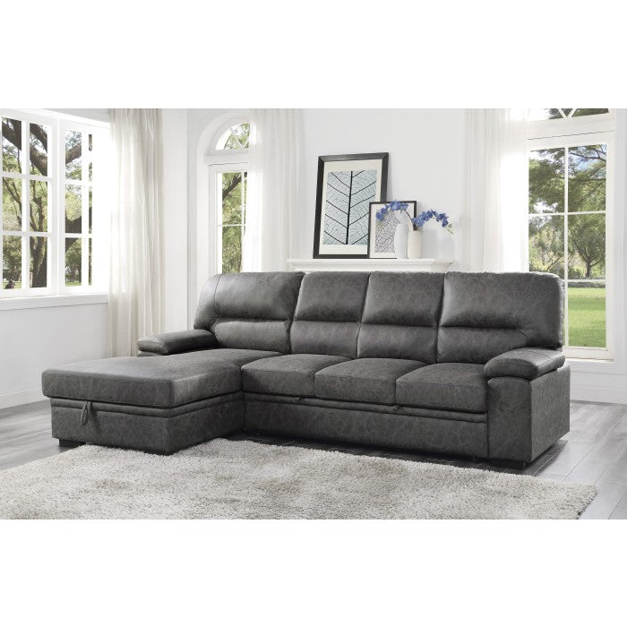 Mick Pull Out Sleeper Sectional