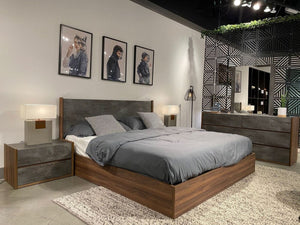 Rod Modern Italian Bedroom Collection