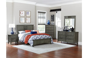 Garrison Rustic Bedroom Collection