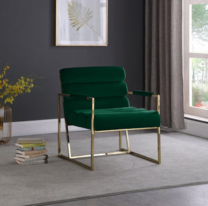 Wade Velvet Accent Chair in 6 Color Options