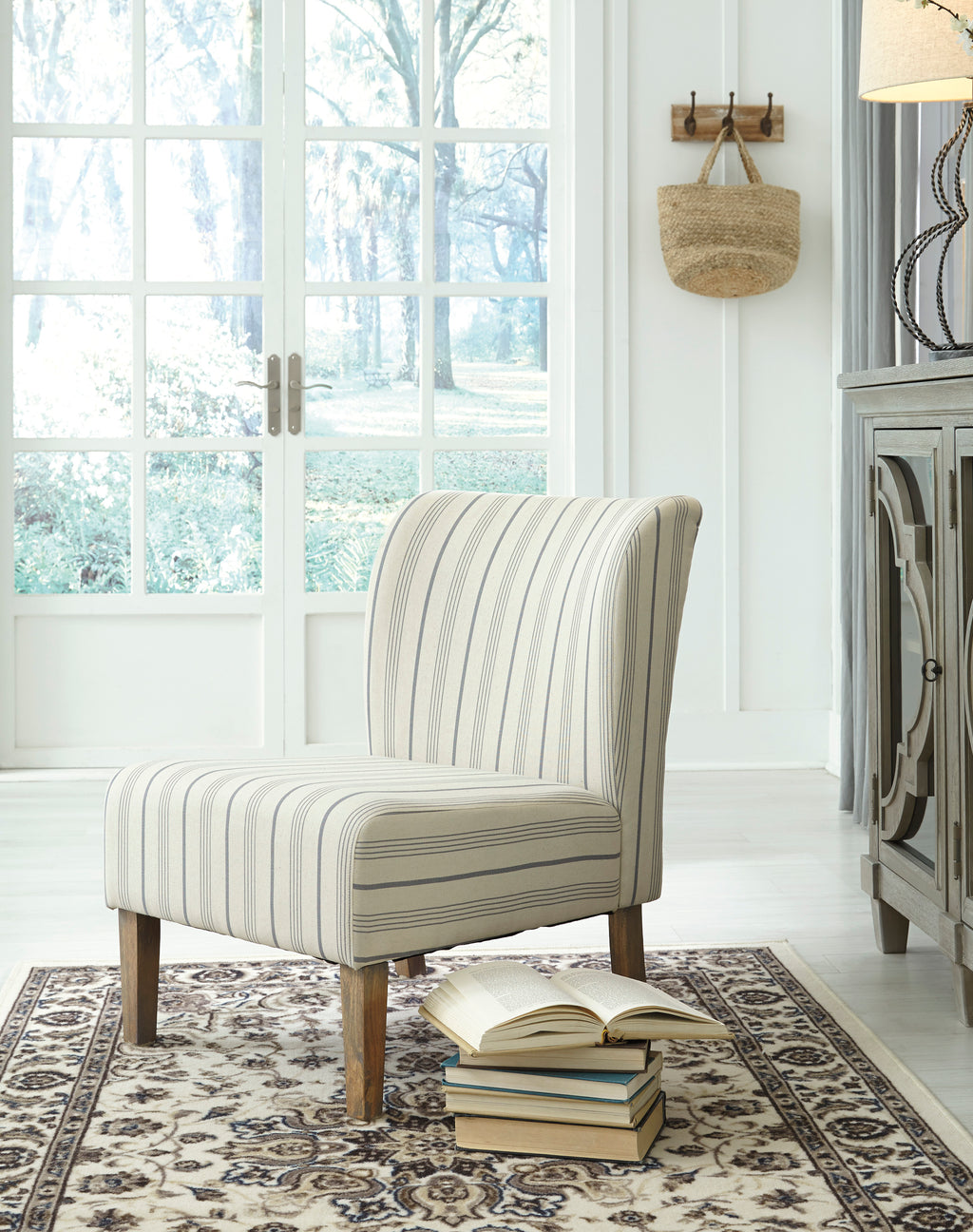 Otis Vintage Accent Chair