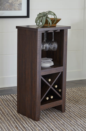 Rustic Wine Tower in 2 Color Options