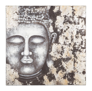 Buddha Design Canvas Wall Art