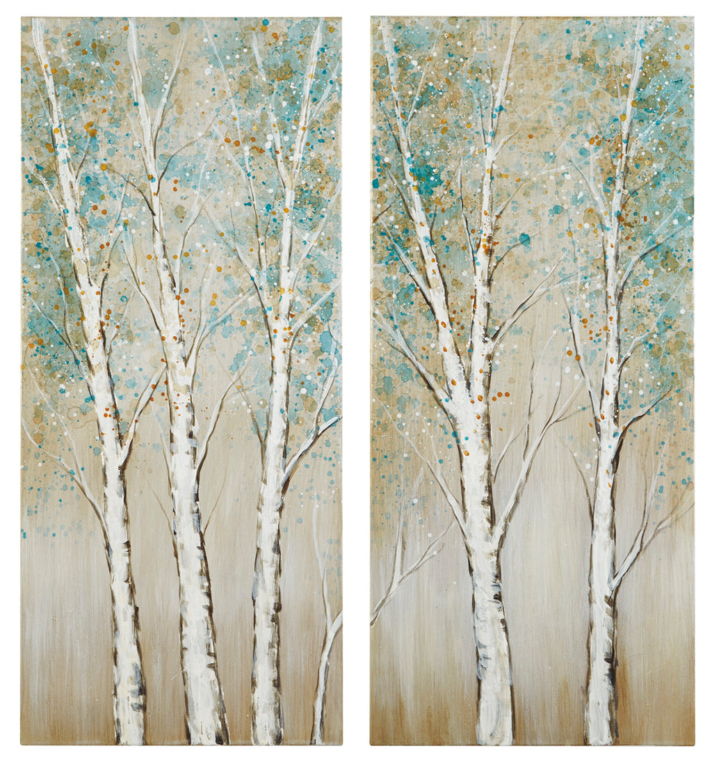 Magnificent Forest Landscape Canvas Wall Art