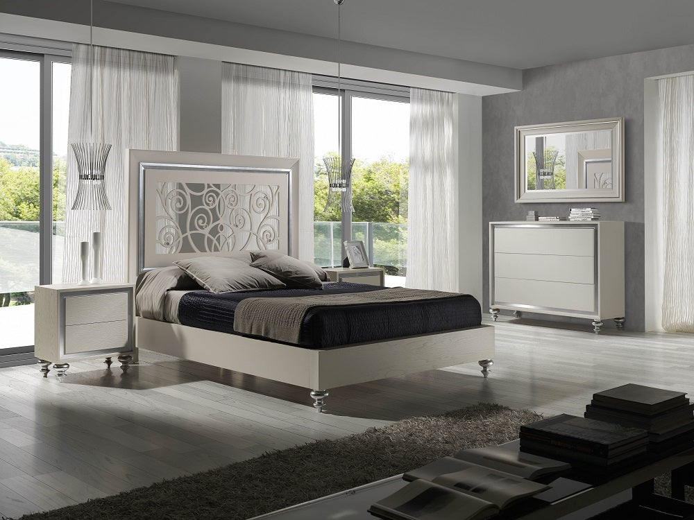 Alva Contemporary Bedroom Collection