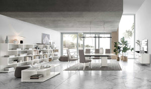 Artemide White Dining Room Collection by ALF Italia