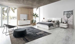 Artemide White Bedroom Collection by ALF Italia
