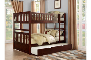 Ryan Bunk Bed in 3 Sizes and 4 Color Options