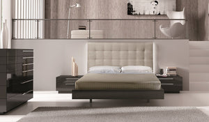 Bella Tufted Headboard Bedroom Collection
