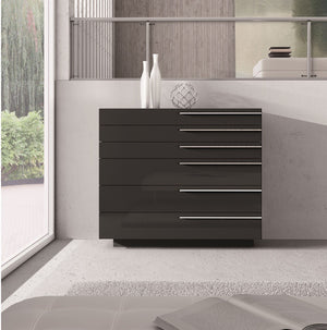 Sana Lacquered Bedroom Collection