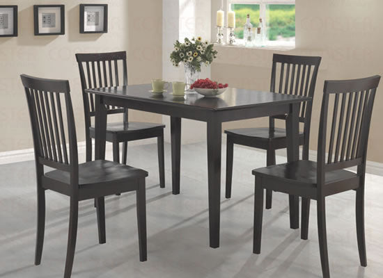 Oakdale 5 Piece Dining Set