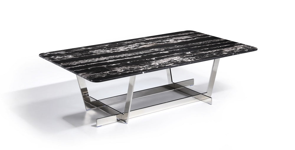 Aria Modern Marble Coffee Table