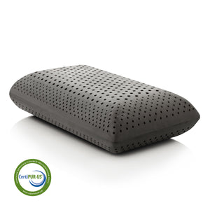 Zoned Dough + Bamboo Charcoal Pillow