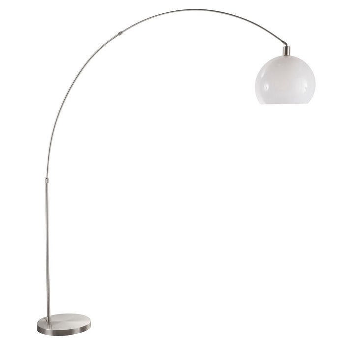 Decker Arched Floor Lamp