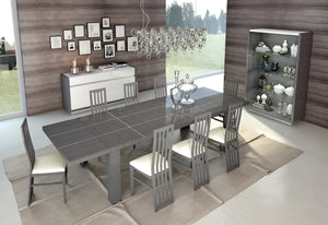 Manuel Lacquered Dining Room Collection