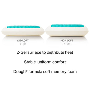 Dough + Z Gel Pillow