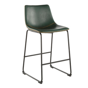 Dunn Counter Height Stool in 5 Color Options