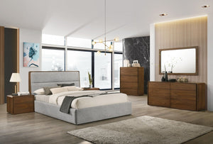 Dusk Modern Platform Bedroom Collection