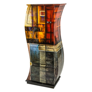 Illusions Collection Wavy Cabinet