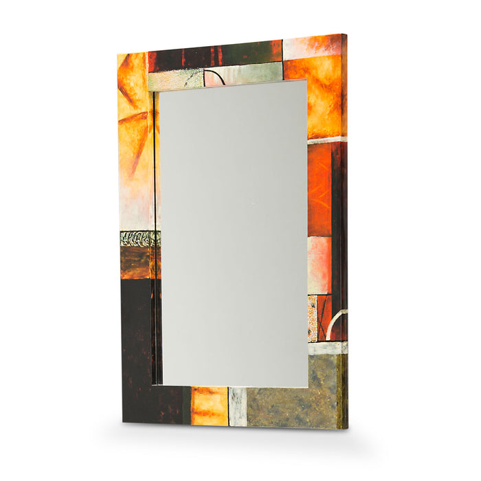Illusions Collection Wall Mirror