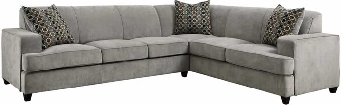 Tess Contemporary Sleeper Sectional