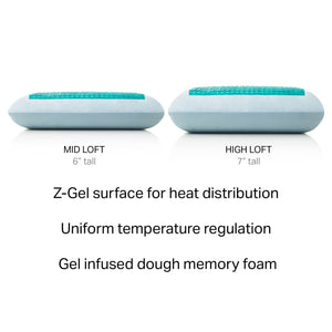 Gel Dough + Dual Z Gel Pillow