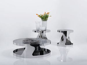 Cynthia Modern Round Coffee Table