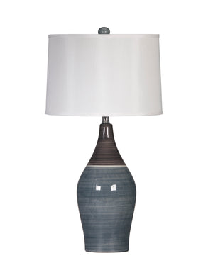 Niel Grey Ceramic Table Lamp