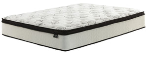 "Chime Mattress in a Box 12"" Pillowtop Hybrid Mattress"