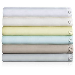 Rayon From Bamboo Duvet Cover Set in 6 Color Options