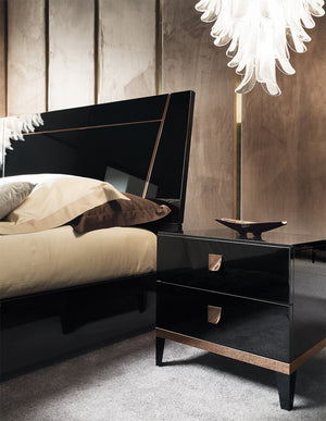 Mont Noir Bedroom Collection by ALF Italia