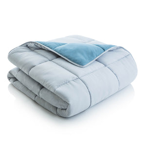 Reversible Bed in a Bag in Pacific & Ash