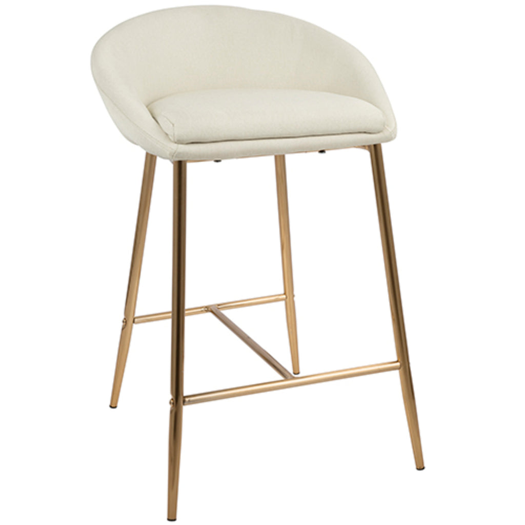 Mallory Counter Height Stool in 2 Color Options