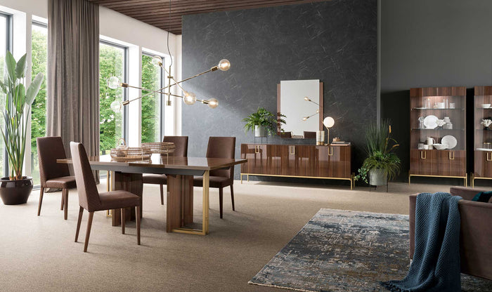 Mid Century Dining Room Collection by ALF Italia