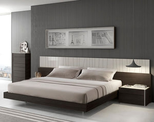 Port Modern Dual Tone Bedroom Collection