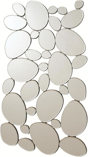 Pebble Modern Unique Wall Mirror