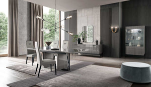 Novecento Silverwood Dining Room Collection by Alf Italia