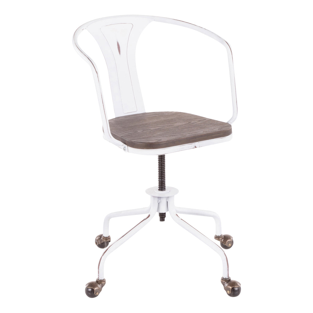 Ore Industrial Office Chair in 2 Color Options