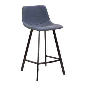 Octavia Counter Height Stool in 4 Color Options