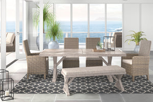 Benchcraft Outdoor Dining Collection