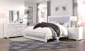Sandra Contemporary Bedroom Collection