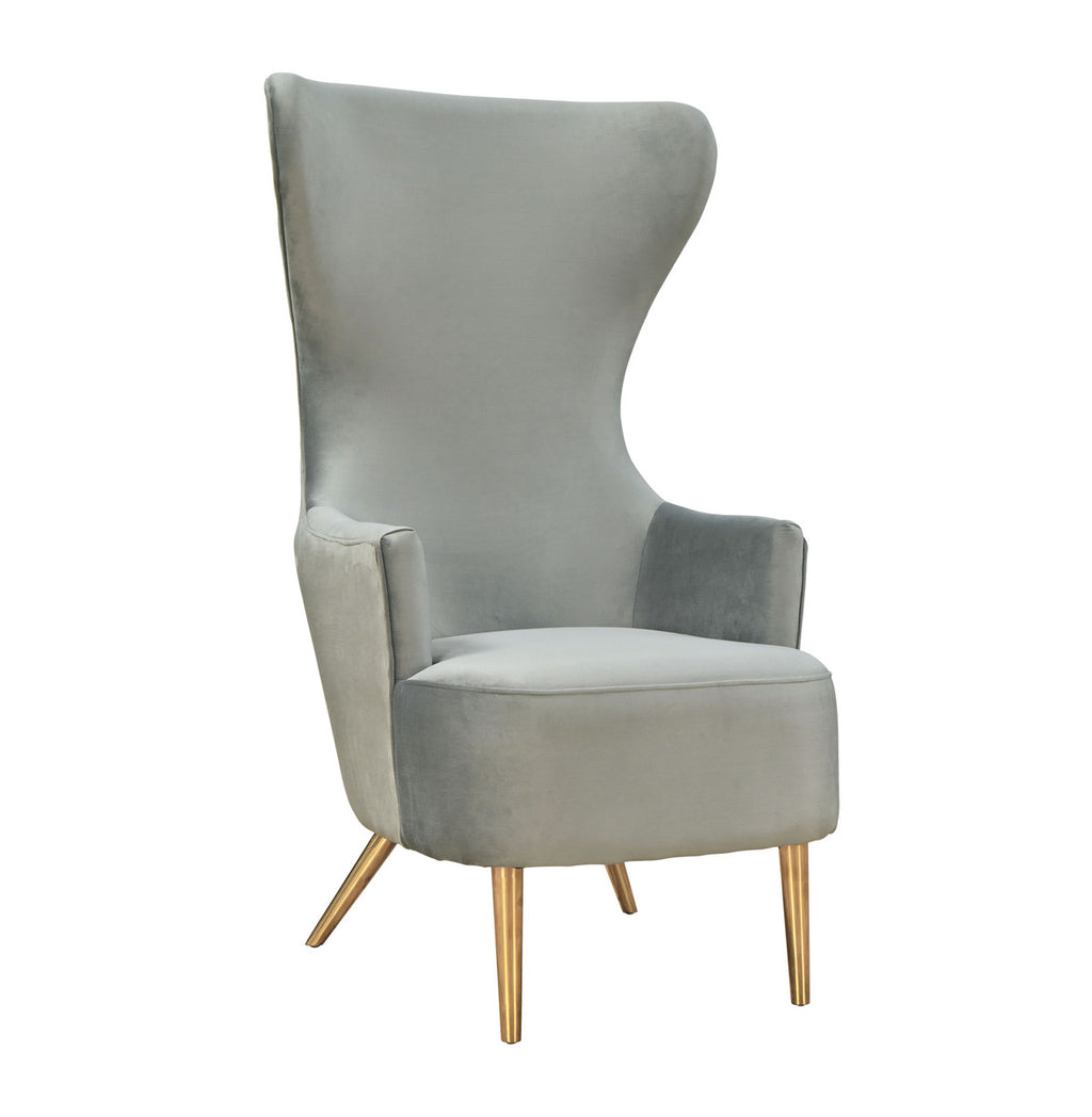 Jules Wingback Accent Chair in 3 Color Options