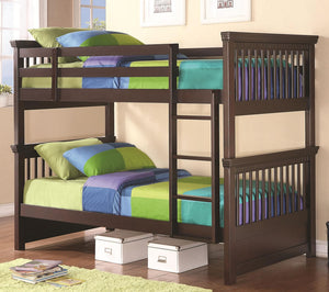 Oliver Twin Bunk Bed