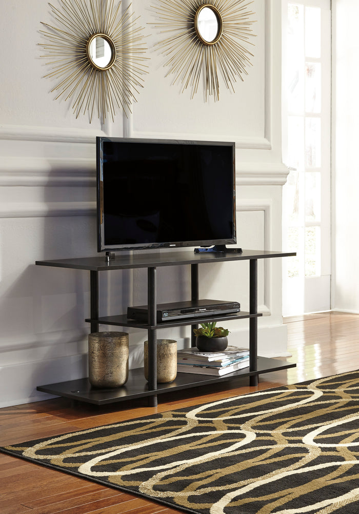 "Contemporary 42"" Media Stand"