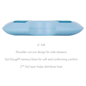 Shoulder Gel Dough + Z Gel Pillow